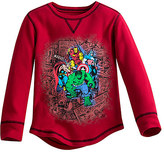 Disney Avengers Comic Book Thermal Tee for Boys