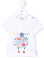 Paul Smith robot print T-shirt - kids - Cotton - 3 mth