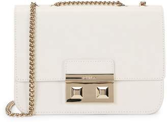 Furla Mini Bella Leather Crossbody Bag