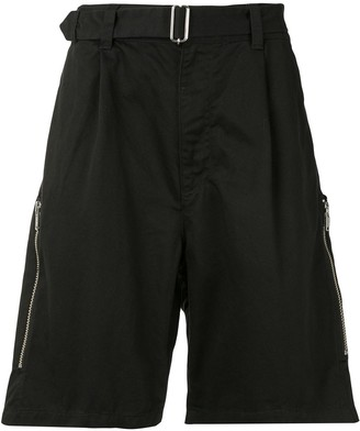 Undercover Belted Waist Shorts