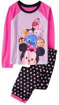 Crazy 8 Tsum Tsum 2-Piece Pajama Set