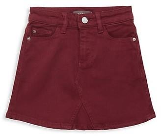 DL1961 Girl's Jenny A-Line Denim Skirt