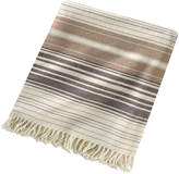 Pendleton 5th Avenue Throw - Neutral Stripe