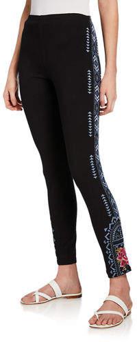 df18cf1692c86d Womens Petite Cotton Spandex Leggings - ShopStyle