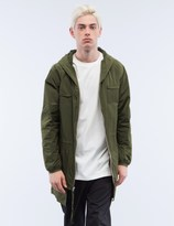 Stampd Layered Nylon Jacket