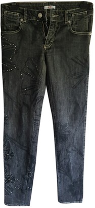 Versace Grey Denim - Jeans Jeans for Women Vintage