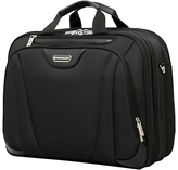 Wenger 17 Laptop Triple Briefcase, Black