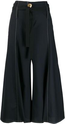 Eudon Choi Lewiit wide-leg trousers