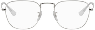 Ray-Ban Silver Frank Glasses