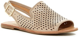 Franco Sarto Valonia Perforated Slingback Sandal