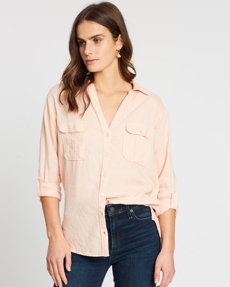 Abercrombie & Fitch Asia Utility Shirt