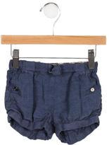 Burberry Girls' Linen Shorts