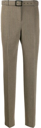 Givenchy Checked Trousers