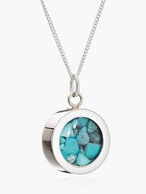 Rachel Jackson London Rachel Jackson Turquoise December Birthstone Necklace