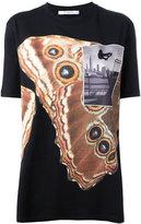 Givenchy - t-shirt oversize imprimé