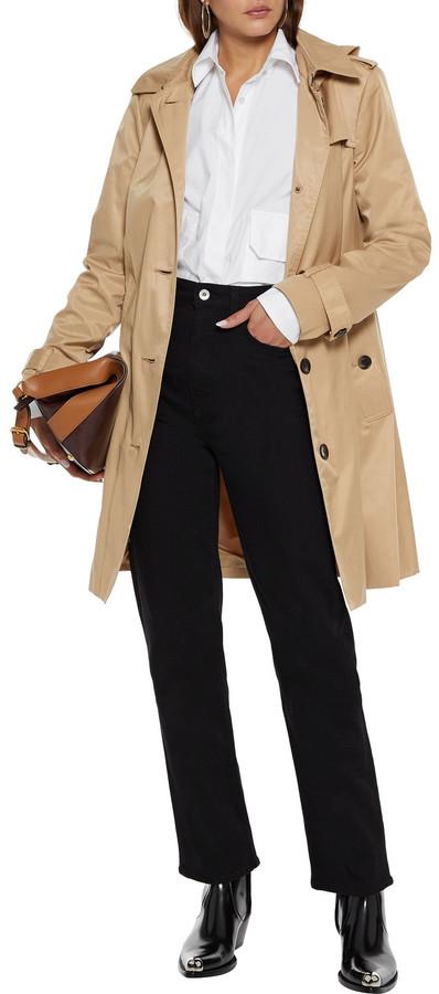 Thumbnail for your product : Rag & Bone Jane Super High-rise Straight-leg Jeans