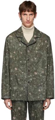 Lemaire Green Sunspel Edition Light Jacket