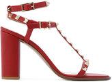 Valentino Garavani Valentino Rockstud sandals - women - Leather - 35