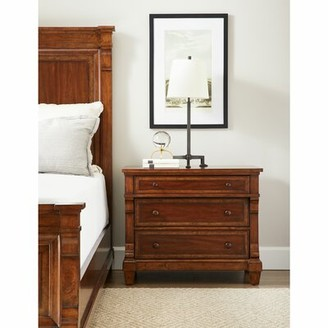 Stanley Furniture Old Town 3 Drawer Nightstand