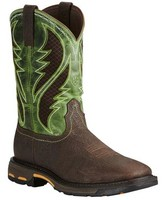 Ariat Men's Workhog Wide Square Toe VentTEK Composite Toe Boot