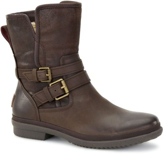 UGG Women's Simmens Leather Rain Boot