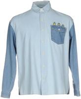 Sjyp Denim shirts - Item 42592368
