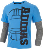 adidas Graphic-Print T-Shirt, Little Boys (2-7)