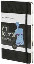"Moleskine Passion Hard Cover Journal - Art - Black - 5"" x 8.25"""