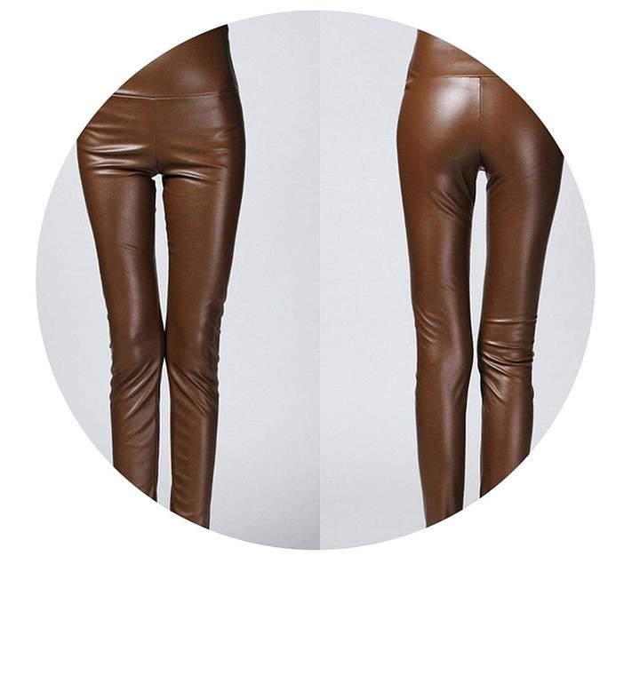 af84461a7148e6 Pu Leather Leggings - ShopStyle Canada