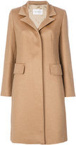 Max Mara Austero coat - women - Viscose/Camel Fur - 6
