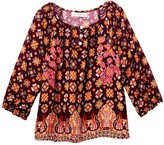 Mimi & Maggie Peasant Mosaic Top (Toddler, Little Girls, & Big Girls)