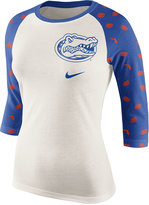 Nike Women's Florida Gators Triblend Veer Raglan T-Shirt