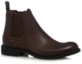 G-star Raw Brown 'warth' Chelsea Boots