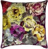 Designers Guild Bloomsbury Rose Cushion Damson