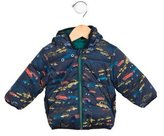 Paul Smith Boys' Reversible Puffer Coat w/ Tags