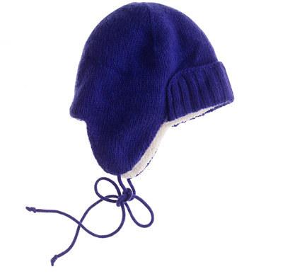 J.Crew Trapper hat
