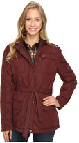 Pendleton Quilted Coat