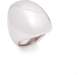Jennifer Fisher Silver-Plated Globe Ring
