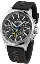 TW Steel Men's TW939 Analog Display Quartz Black Watch