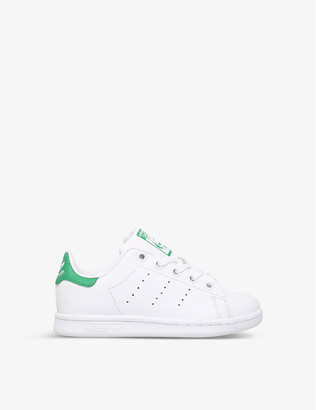 adidas Stan Smith leather trainers 6 years