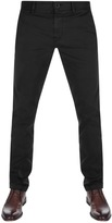 BOSS ORANGE Schino Regular 1 D Chinos Black