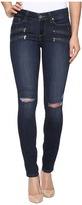 Paige Edgemont Ultra Skinny in Aveline Destructed No Whiskers
