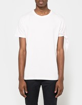 J.W.Anderson Single Knot T-Shirt in Pink