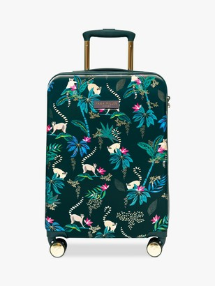 Sara Miller Lemur 54cm 4-Wheel Cabin Case, Dark Green