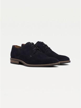 Tommy Hilfiger Suede Derby Shoe