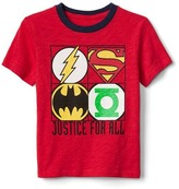 Gap babyGap | DC Justice League slub tee