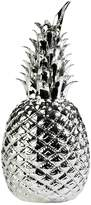 Pols Potten Silver Glazed Porcelain Pineapple