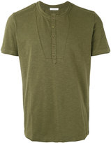 Paolo Pecora henley T-shirt - men - Cotton - M