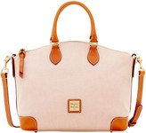 Dooney & Bourke Linen Satchel
