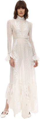 Zimmermann Lace Long Dress